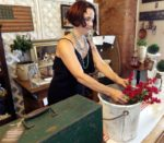 Meet Jacqueline Paven of 1860 Farmhouse on our 2nd floor who will share her secrets for decorating with country antiques.